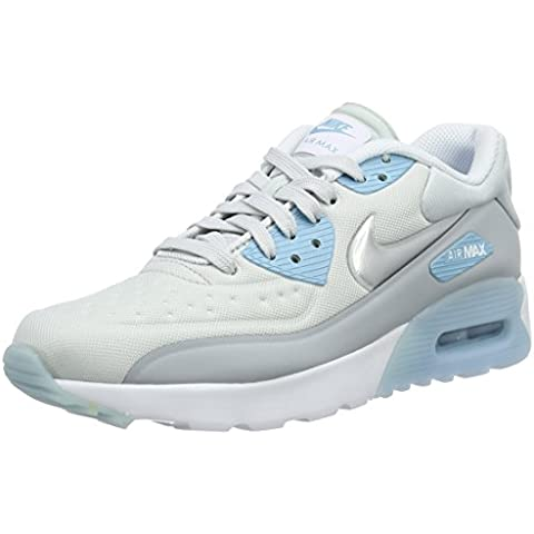 Nike Air Max 90 Ultra Se (Gs), Zapatillas de Running para Mujer