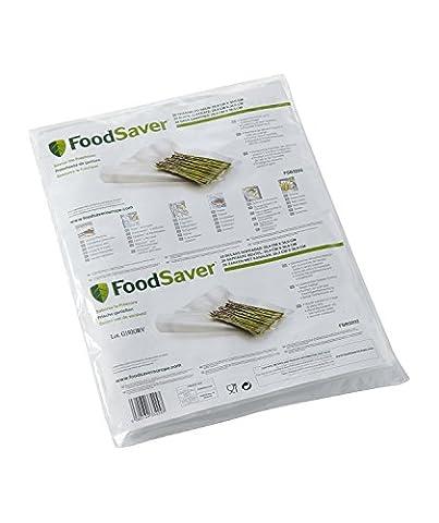 Food Saver FSB3202-I Sacs pour Appareil de Mise Sous Vide 32 Sacs de 3,78 L