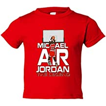 Camiseta niño Michael Air Jordan The Legend leyenda de baloncesto