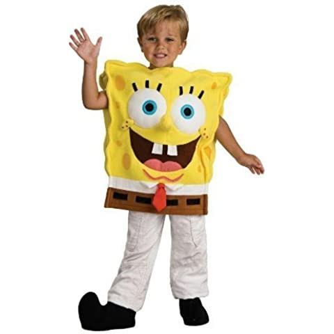 Spongebob Deluxe Child Small by Costumes For All Occasions