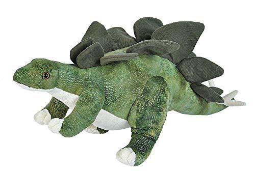 Wild Republic Europe 22236 - Dino de Peluche (63 cm), diseño de Stegosaurus
