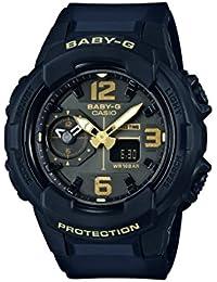 Casio Baby-G - Damen-Armbanduhr mit Analog/Digital-Display und Resin-Armband - BGA-230-1BER