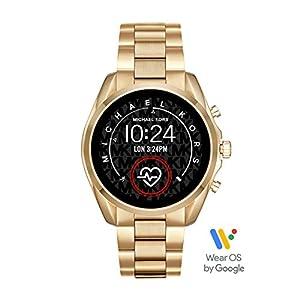 Michael Kors Smartwatch Pantalla táctil para Mujer de Connected