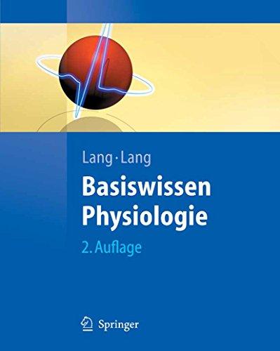 Basiswissen Physiologie (Springer-Lehrbuch)