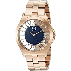 Jivago Women's 'Fun' Swiss Quartz Stainless Steel Casual Watch (Model: JV8412)