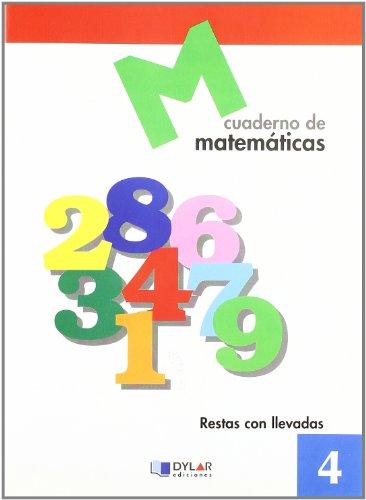 Download MATEMATICAS  4 - Resta con llevadas