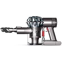 Dyson V6 Trigger Aspiradora de Mano con 2 Funciones, 100 W, 87 Decibeles, Plata