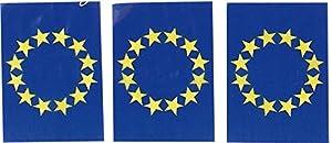 Verbetena - Bandera plástico ce 20x30 cm, bolsa 5x10 metros (011200088)
