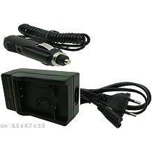 Caricatore per Panasonic Lumix DMC- ZS1S