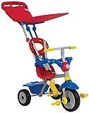 smarTrike 618-0511Zip Plus-Stabile 3in 1Touch Steering Triciclo Come Struttura Completamente in Metallo