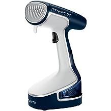 Rowenta Access Steam DR8095D1 - Cepillo de vapor de mano (elimina arrugas, olores y desinfecta, calentamiento en 45 segundos, accesorio para prendas delicadas y tejidos gruesos)