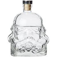 Thumbs Up  Star Wars Glass Stormtrooper Decanter