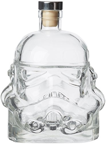 Shepperton Design Studios -1001488, Original Stormtrooper Karaffe, Flintglas - thumbs UP! (Flasche Alkohol Kostüm)