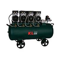 KLPRO KLK104S 4HP 100Lt 8Bar Sessiz Hava Kompresörü