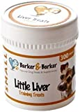 Barker and Barker Dog Training Treats - Little Liver Treats (300 treats - pot)