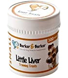 Barker and Barker Dog Training Treats - Little Liver Treats (300 treats - pot)