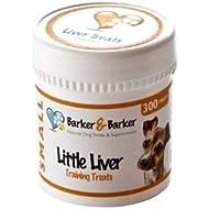 Barker and Barker Dog Training Treats - Little Liver Treats (300 treats per pot)