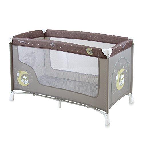 Lorelli Nanny 1nivel cama paraguas beige