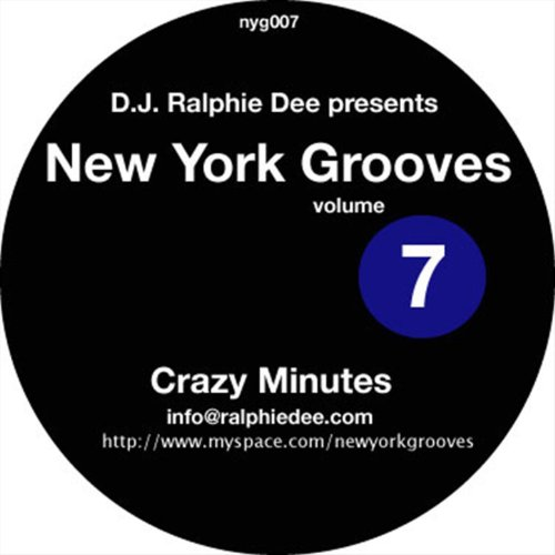 Ralphie Dee - New York Grooves Volume 5