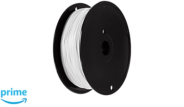 Weiß Beautiful Voltivo Ef-abs-300-swhit Excelfil 3d Druck Filament Abs 3mm 3d Printer Consumables