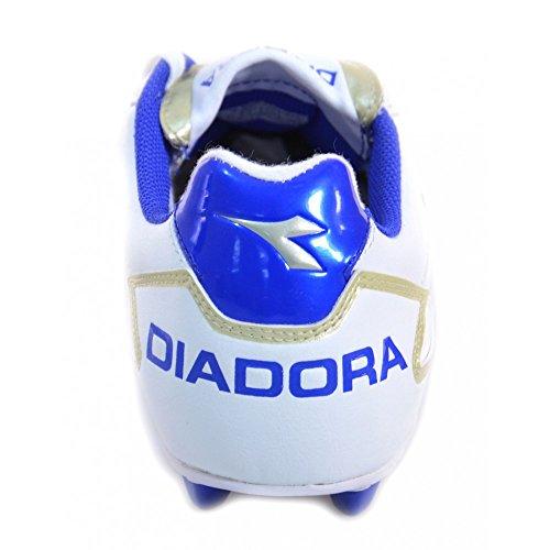 Diadora zonda10Lt MD White/Sky/bleu Bianco