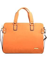 Hopping Street Light brown Faux Leather women Hand Bag