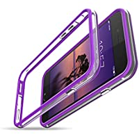 CE-Link iPhone 7 Hülle iPhone 8 Hülle Hard Handyhülle Ultra Slim Dünn Bumper Schutz Rahmen mit Innerem Silikon... preisvergleich bei billige-tabletten.eu
