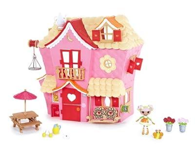 Lalaloopsy 510321 - Casa Mini Lalaloopsy (Bandai) por Bandai