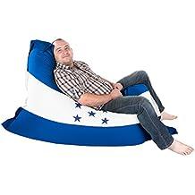 Bandera De Honduras Squarbie Squashy Bolsa De Frijoles - Gigante