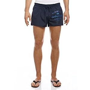 oodji Ultra Uomo Pantaloncini da Bagno Stampati 11 spesavip