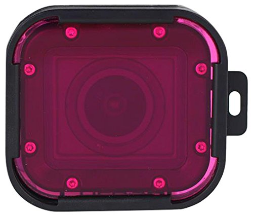 Polarpro magenta Filter für Gopro Hero 3, 3+, 4  magenta ( Dive Housing M60) (Gopro Hero 3 Dive)