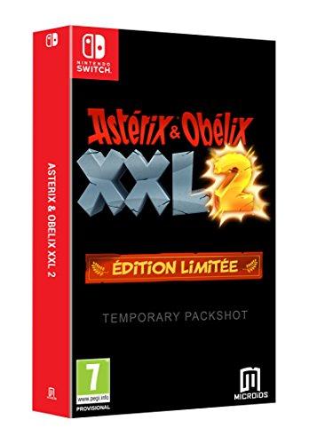 Astérix et Obélix XXL 2 Edition Limitée Switch