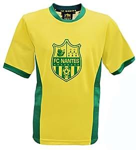 Maillot FC NANTES ATLANTIQUE - Collection officielle FCN - Ligue 1 - Taille adulte homme S