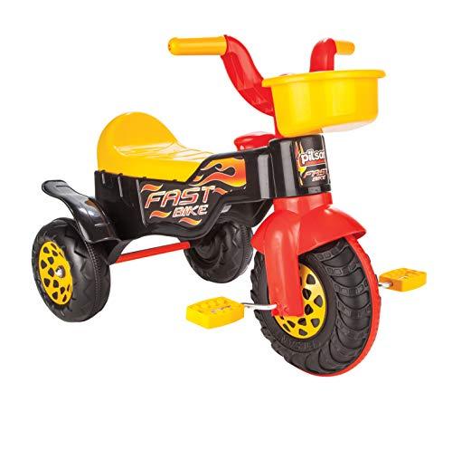 Pilsan pilsan07117Schnell Dreirad - Baby-pedal-traktor