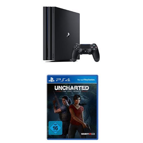 Konsole (1TB)  + Uncharted: The Lost Legacy - [PlayStation 4] ()