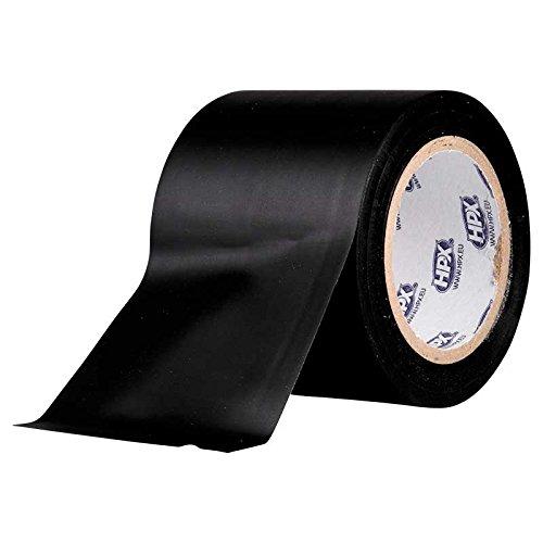 Preisvergleich Produktbild HPX IB5010 PVC Isolierband, 50 mm x 10 m, Schwarz
