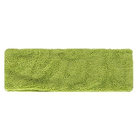 Terry Cloth Headband Various Colors Sweatband (Dark Green)