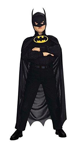 Batman Anzug für Batman Kostüm und Kinder Kostüm