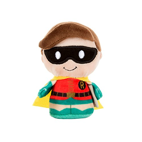 DC Comics Hallmark 25476595 Robin Itty Bitty Plush Toy
