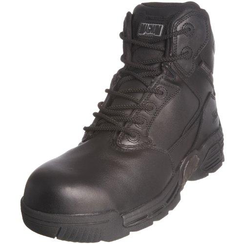 Magnum Stealth Force 6 55330/069, Unisex - Erwachsene Sicherheitsstiefel, schwarz, 48 EU / 13 UK