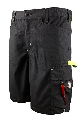 Stenso Prisma® - Shorts/kurzen Arbeitshosen - für den Sommer - Schwarz EU48