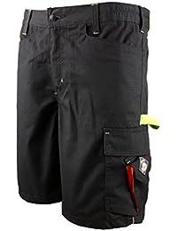 Stenso Prisma - Pantalones Cortos de Trabajo para el Verano