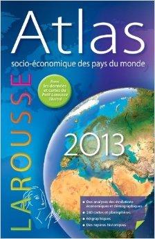 Atlas socio-économique des pays du monde 2013 de Collectif ( 13 juin 2012 ) par Collectif