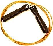Hoopomania® springtouw, Speed Rope met stalen kabel voor professionele sporters, professionele boxers, crossfit, volwassenen