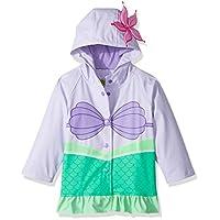 Little Mermaid Ariel Raincoat 3T