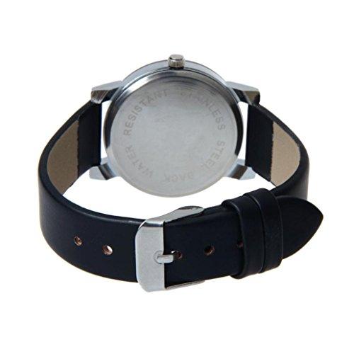 Zoom IMG-3 doopoo uomini quarzo quadrante orologio