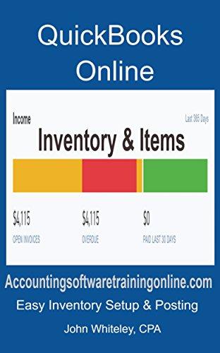 quickbooks-online-inventory-items-english-edition