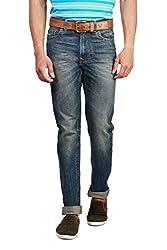 Peter England Comfort Fit Blue Jeans_ JDN31604386_30
