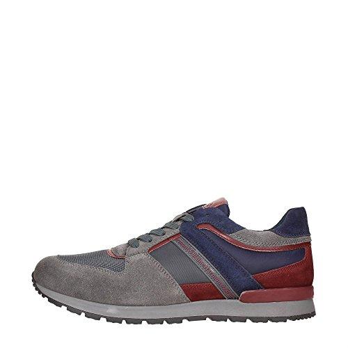 Harmont & Blaine E70956 Sneakers Uomo Scamosciato CARBONE CARBONE 44.5