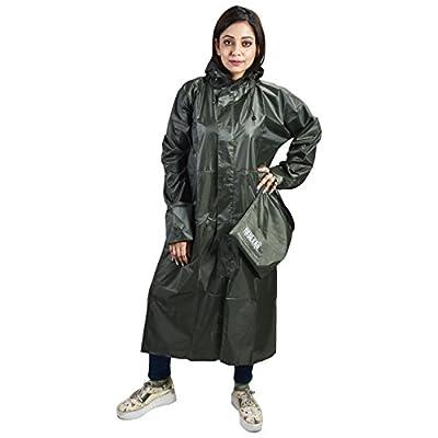 Newera Taping Rain Coat for Women(Freedom-ar)